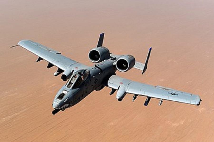 Утечка Из Пентагона Видео Где A-10 Пытается Атаковать Нло