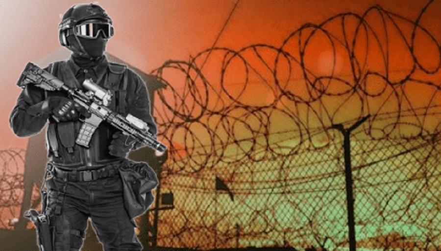 Военные Сша Начали Тренировки В Лагерях Fema К Чему Бы