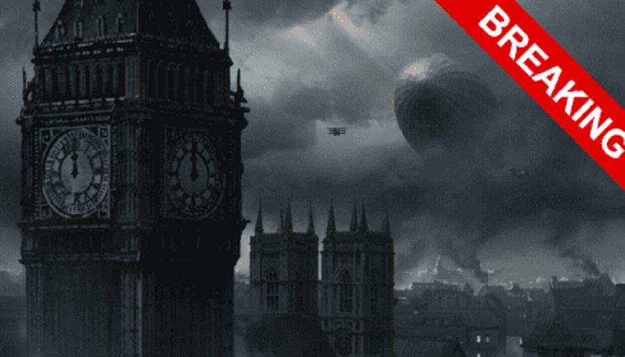 Паника В Лондоне Жителям Города Приказали Собрать Тревожные Чемоданчики