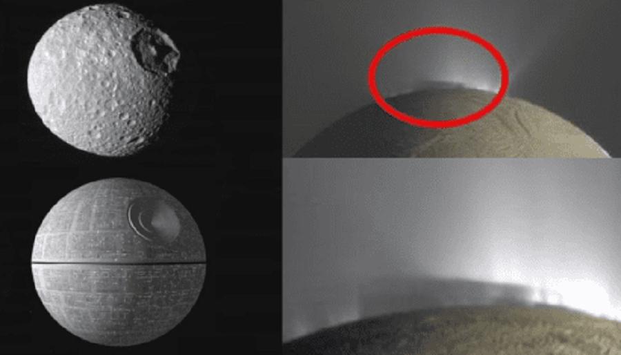 У Сатурна появился еще один аномальный спутник