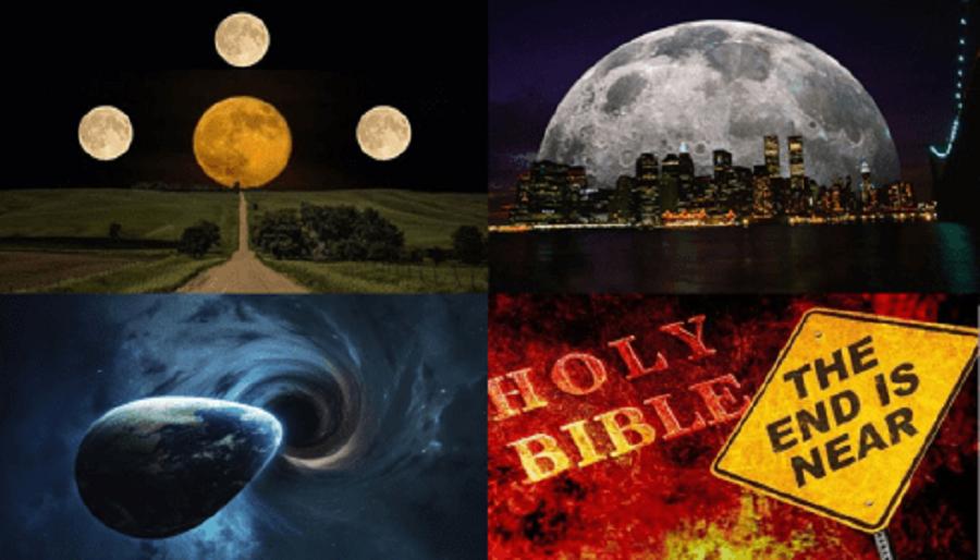 Пандемия закончится после восхода четырех лун