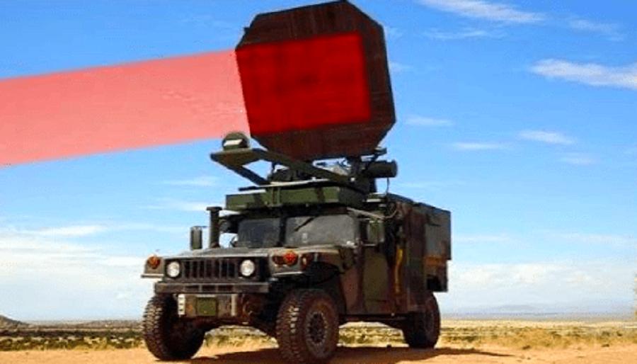 Пентагон Совершенно Официально Раздумывал Применять Ли Против Бунтовщиков Тепловые Лучи
