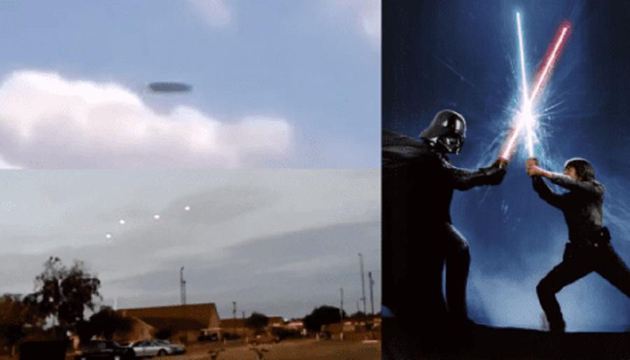 Когда Над Америкой Начнутся Космические Бои?