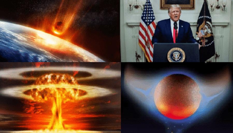 У Трампа найден СOVID-19. Теперь нужно ждать каких-то грандиозных событий?