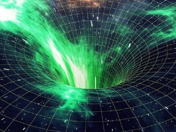 Ученые показали, как сверхмассивная черная дыра поглощает галактики
