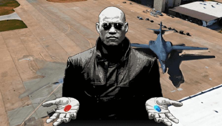 Мир в Интернете и в телевизоре генерирует Матрица?