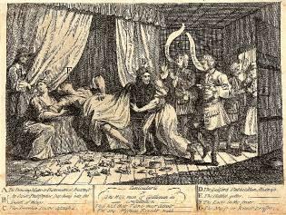 Средневековые роды: Как рожали королевы?