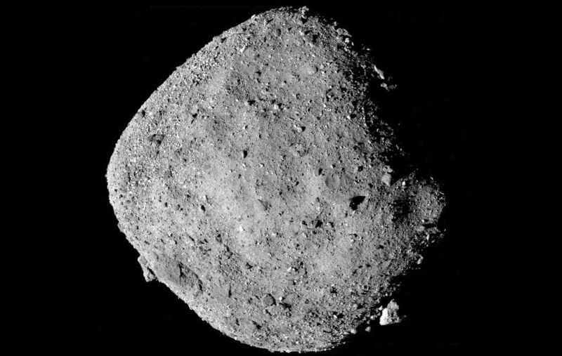 Астрономы узнали, когда астероид Бенну попал в околоземное пространство