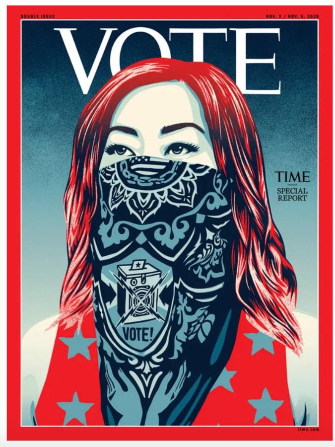 Новая обложка TIME: глобалисты уже не скрывают своих планов