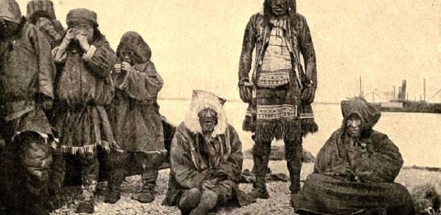 Война чукчей и эскимосов в 1947 году