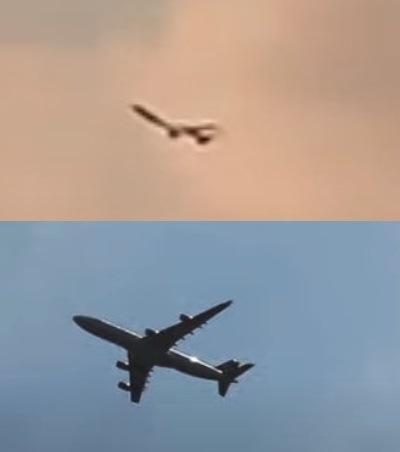 Инциденты с НЛО нарастают в какой-то геометрической прогрессии