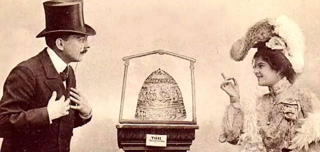 Тиара скифского царя в Лувре — кто создал подделку?