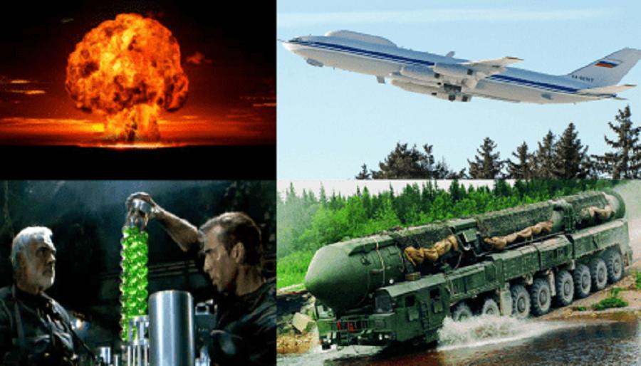 В России украли 39 секретных приборов с «самолета судного дня»