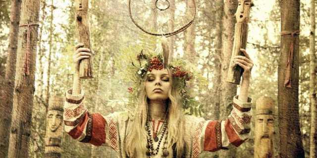 Странные языческие боги