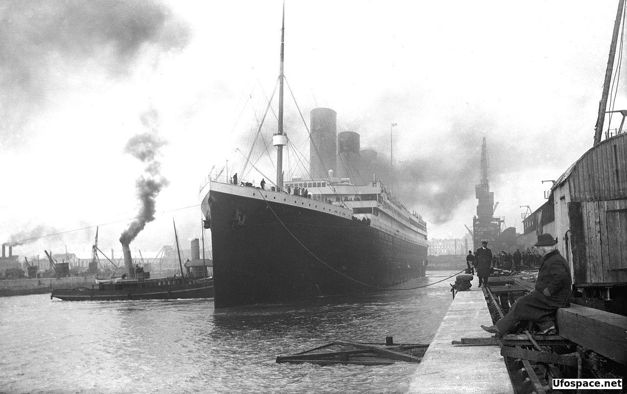 Тонул не «Титаник». Крушение легендарного корабля получило неожиданную трактовку