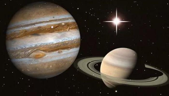 Астрологический знак. Великое соединение Юпитера и Сатурна