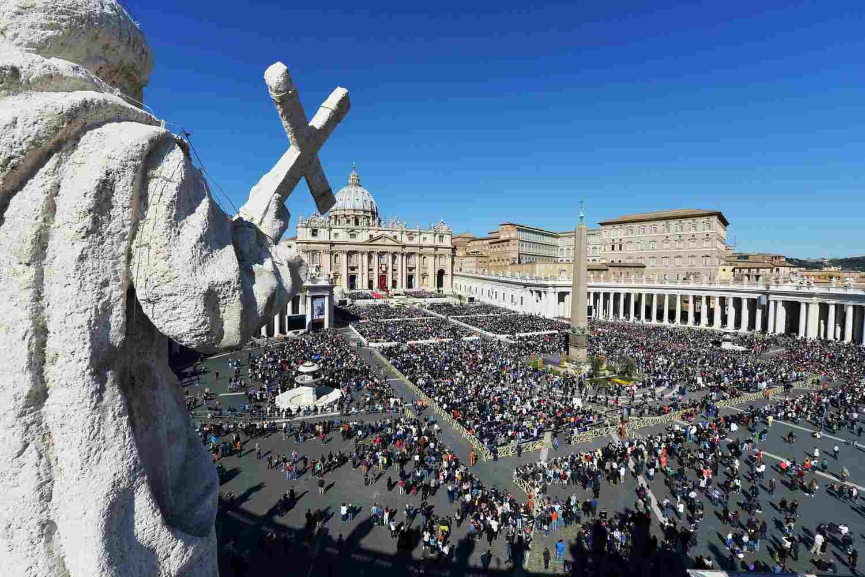 Совместный проект Папы Римского и Ротшильдов