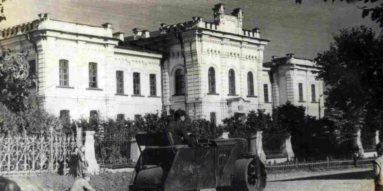 Эвакуация тела Ленина в Тюмень