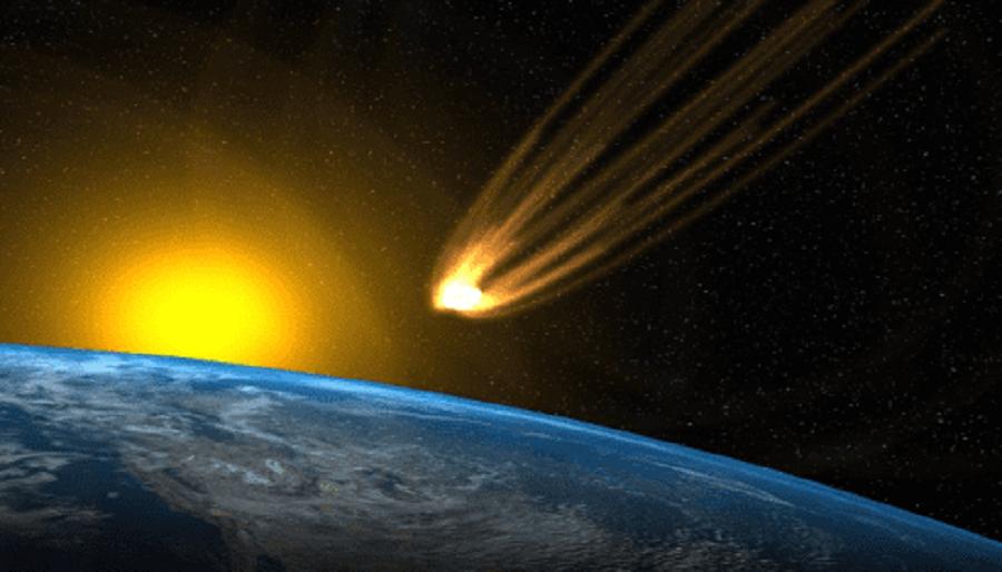 К Земле приближаются три больших астероида