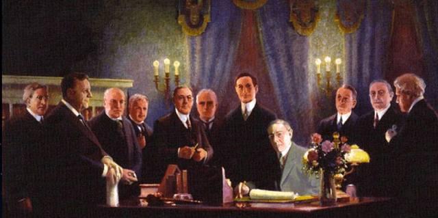 Финансовые семьи которые управляют миром
