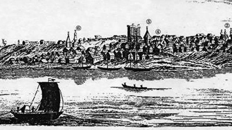 Ученые выяснили, как действительно выглядела Самара XVIII века