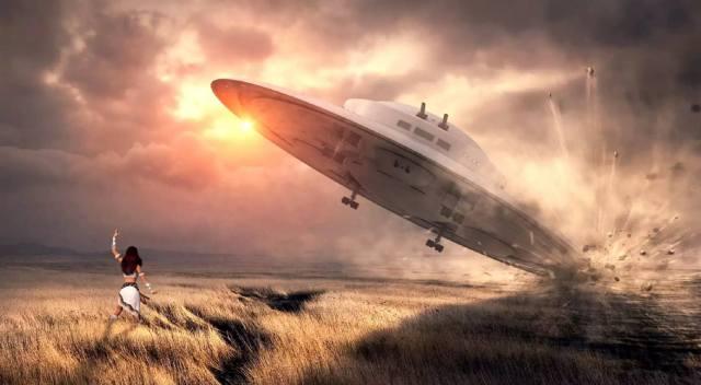 НЛО: теория отражения