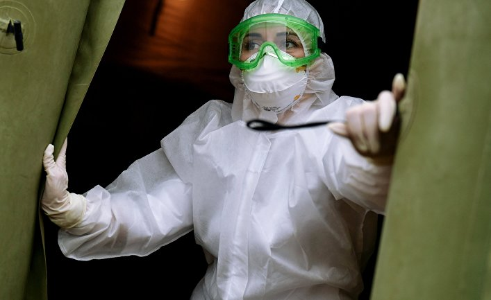 Вирус спасается бегством от вакцинации
