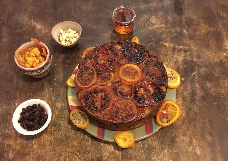 Шеф-повар нашел поваренную книгу XVIII века и приготовил по ней блюда