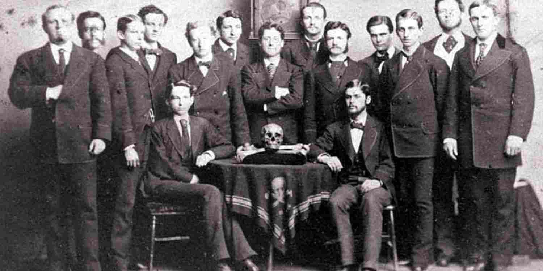Череп и кости - общество мирового порядка