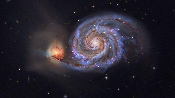 Существует ли на самом деле темная материя?