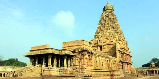 Древне государство Чола в Индии