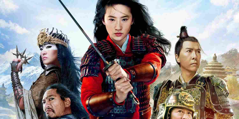 Хуа Мулань - биография мифической женщины