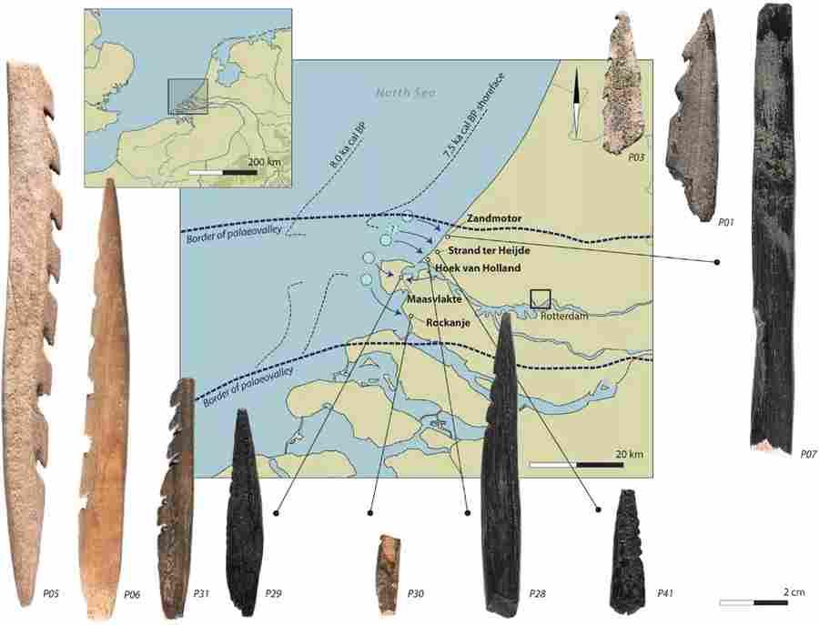 Наконечники из человеческих костей. Тайны Атлантиды Северного моря