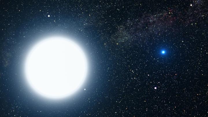 На мёртвых звёздах найден прах упавших на них планет