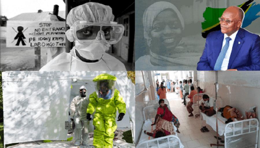 Конспирологическое: Вспышка странного заболевания в Танзании: 15 умерших из 50 заболевших