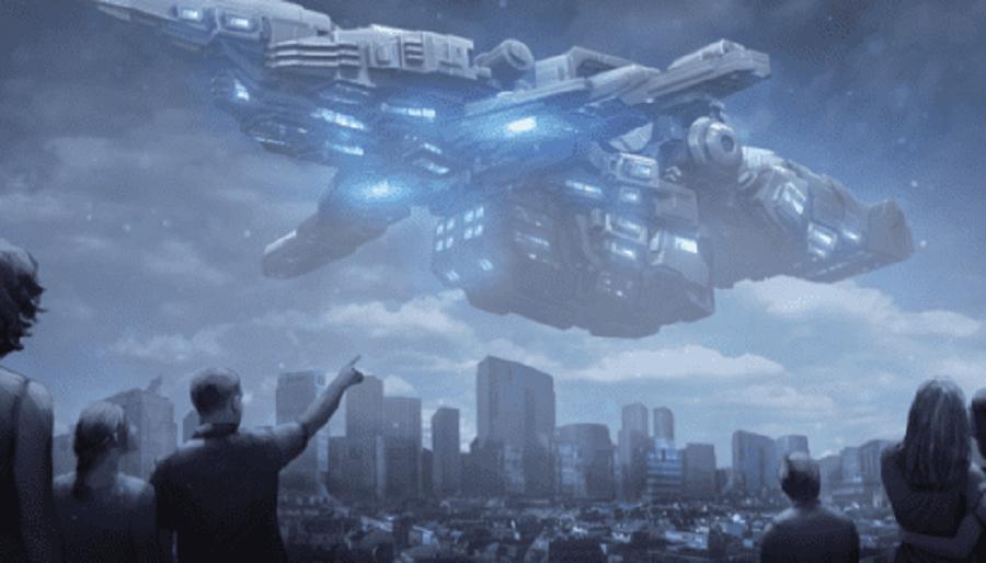 Каким и когда будет официальное прибытие инопланетян?