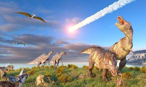 Конспирологическое: Британские ученые выяснили, что убило динозавров