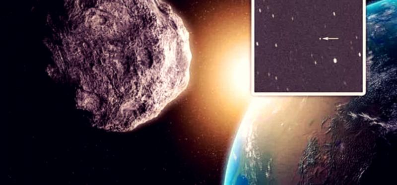 Астероид Апофис: астрономы получили снимок «бога хаоса»