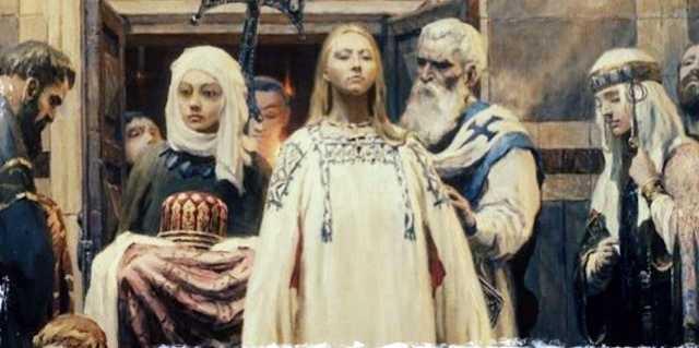 Миф о крещении княгини Ольги
