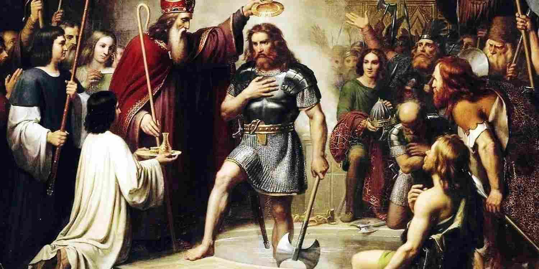 Меровинги - история династии королей Франции кратко