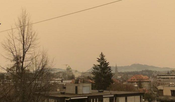 Пыль из Сахары оказалась радиоактивной
