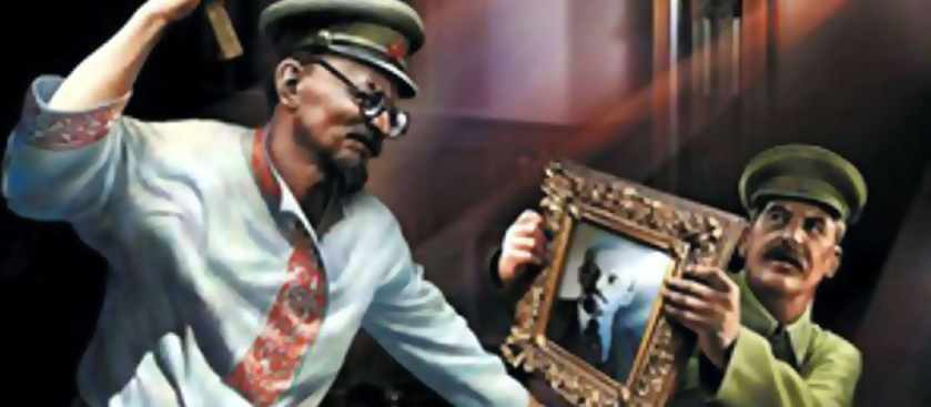 Почему сторонники Троцкого собирались убить Сталина?