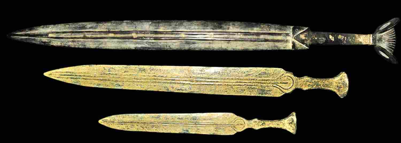 Древний меч - каким было это оружие?