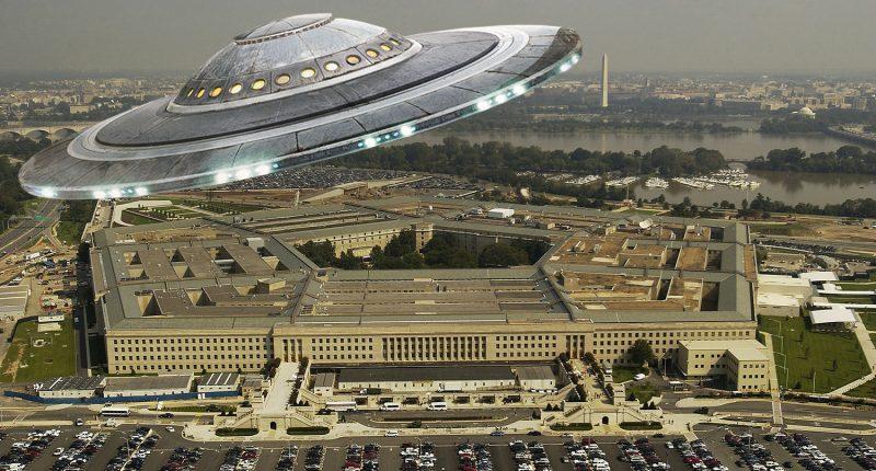 Почему пилоты ВВС США сообщают о наблюдениях НЛО