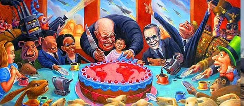 Чего хотят богатейшие банкиры мира?