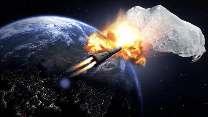 Как НАСА намерено сбивать астероиды