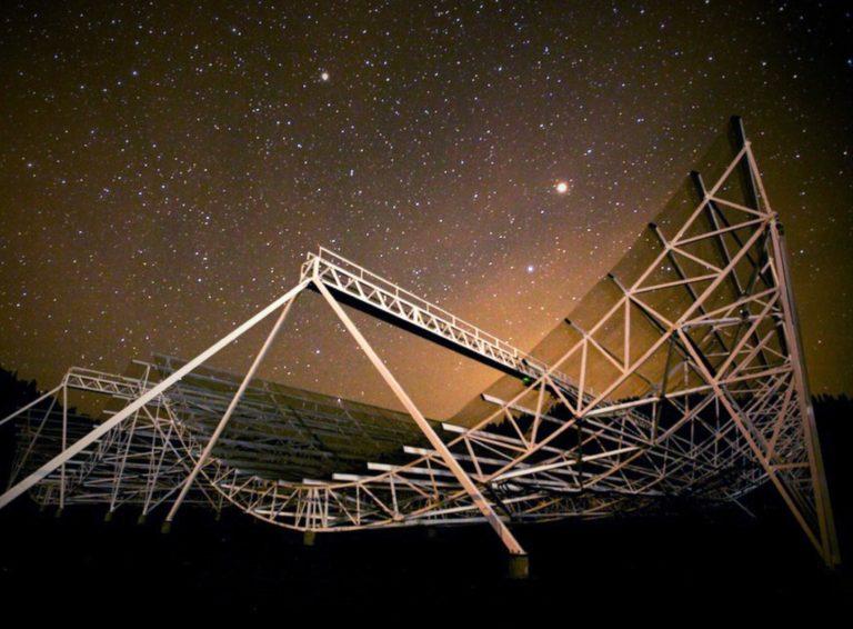 Астрономы Засекли Шесть Быстрых Радиовсплесков За Неделю