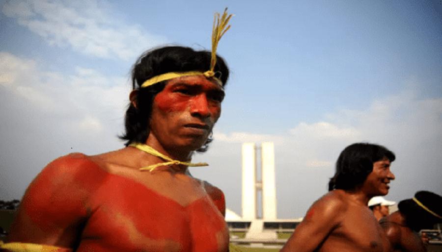 Предками американских индейцев оказались аборигены Австралии