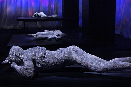 Раскрыты подробности смерти людей от Везувия