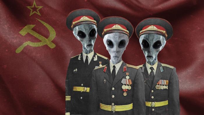 Обрести могущество России помогают инопланетяне